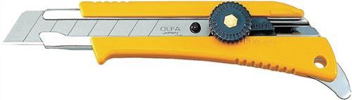 Cuttermesser B.18mm m.Feststellrad