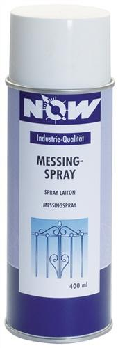 Messingspray 400ml NOW - 12 ST
