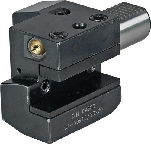 Werkzeughalter Form C1 D.40mm DIN69880/VDI3425 re.