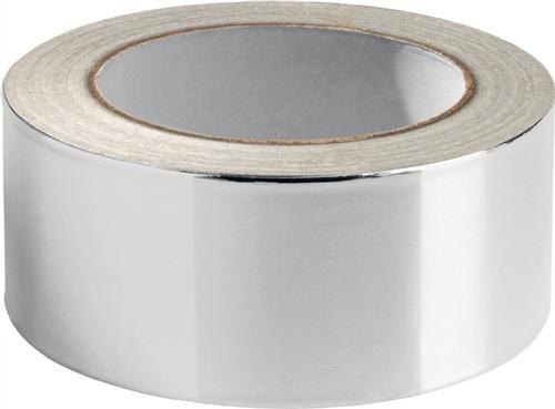 Aluminiumklebenband Länge 50m Breite 50mm