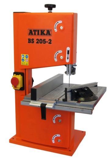 Bandsäge ATIKA BS 205-2 - 1 ST