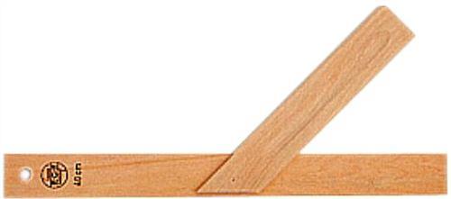 Gehrungsmaß L.400mm a.Weißbuche ECE