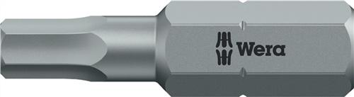 Bit Innen-6KT 5mm 840/1Z L.25mm 1/4Zoll - 10 ST