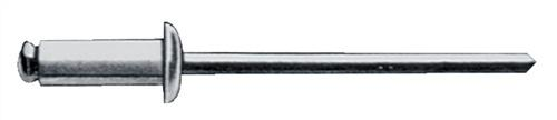 Blindniet Alu./Stahl 4x14mm dxl f.8,5-10,5mm - 500 ST