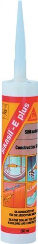 Silikondichtstoff 300ml Kartusche weiß Sikasil