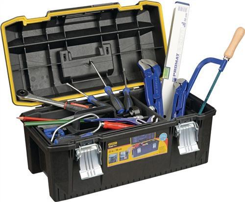 Werkzeugsortiment 50 tlg.  f. Heizung/Sanitär