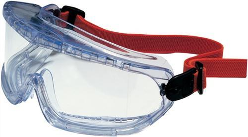 Schutzbrille Vollsicht V-Maxx Panoramablickfeld - 10 ST