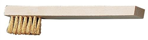 Zündkerzenbürste 3reihig Draht-D.0,2mm Ms. PROMAT