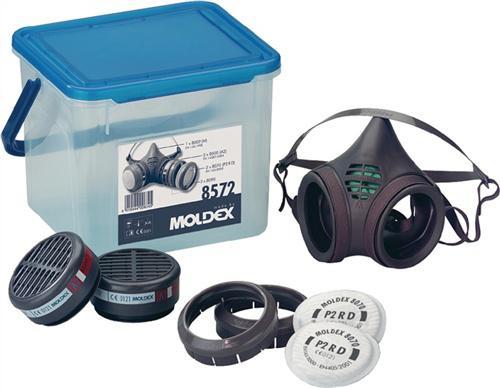 Atemschutzbox 8572 A2P2RD 1xHalbmaske 8002