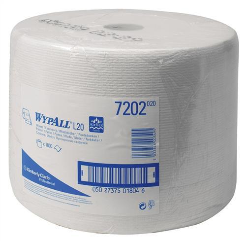 Putztuch WYPALL L10 EXTRA,7202