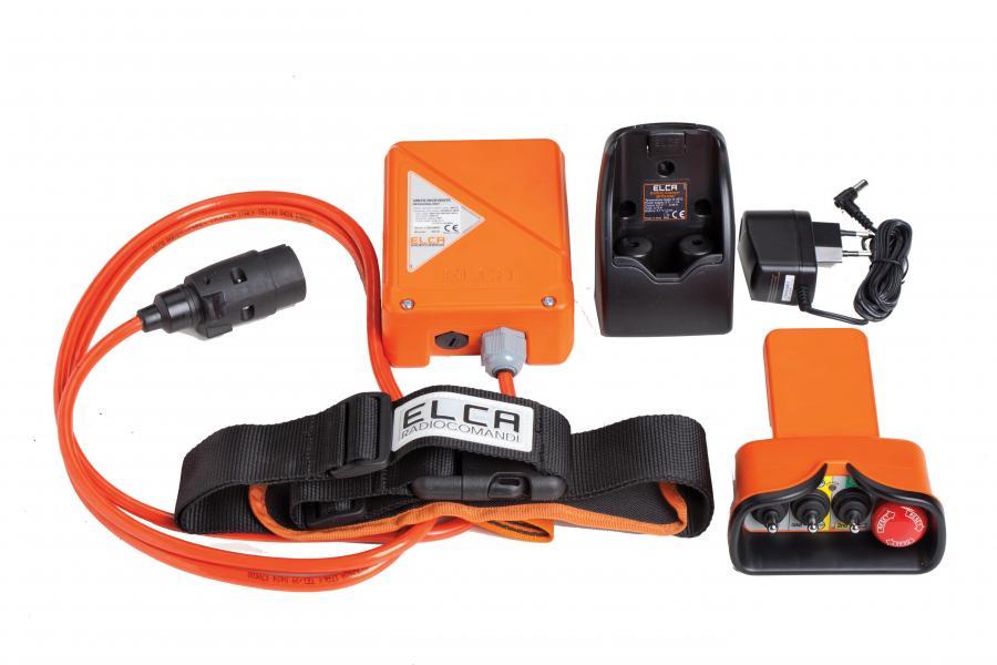 ELCA Funksteuerung 4-Funktionen
