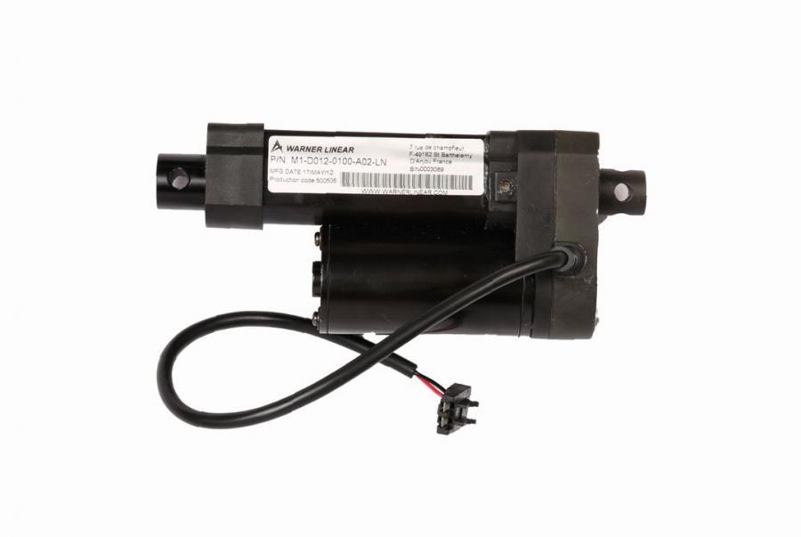 Gasverstellmotor Warner