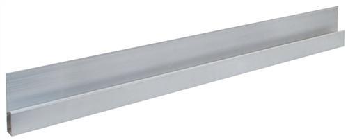 H-Kardätsche Länge 1200mm Aluminium