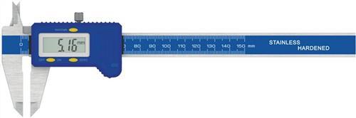 Digitalmessschieber DIN862 150mm Schnabel-L.40mm