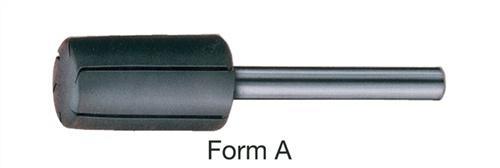 Schleifkappenträger D.11xH.25mm L-Kegel - 5 ST