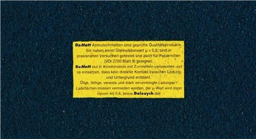 Anti-Rutsch-Matte 120x180x8mm aus Granulat