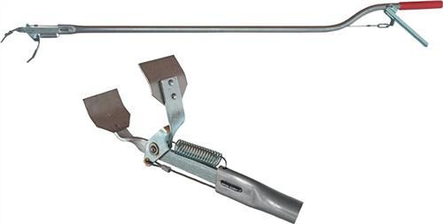 Unkrautzange L. 980 mm Aluminium
