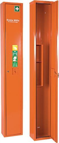 Verbandschrank orange SÖHNGEN 300x2000x200mm
