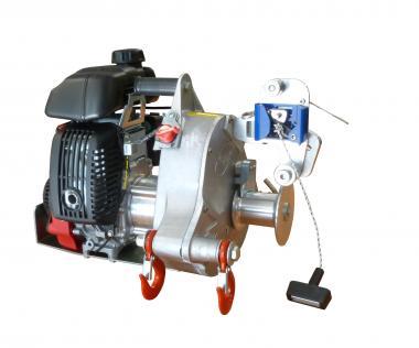 Portable Winch PCH 1000 Hubspillwinde  max. Zugkraft 450kg; Nennhubkraft 250kg