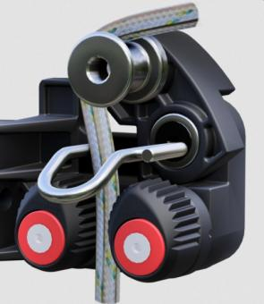 Portable Winch PCW 4000 - 1 Stk  max. Zugkraft 1000kg, Honda GX50 Multi-Position 4-Takt Motor, ARM-System