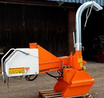 CHIPPER 150 TPS Hackmaschine  Zapfwellenantrieb; StammØ 12-15cm
