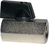 Mini-Kugelhahn Serie valve line G 1/4