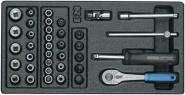 Werkzeugmodul 37tlg. B157,5xT310mm
