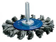 Rundbürste 75x12mm Draht-D.0,5mm Stahl PROMAT