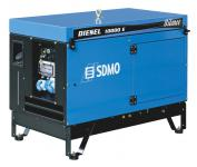 SDMO Stromerzeuger DIESEL 10000 E AVR Silence