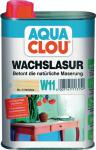 W11 AQUA CLOU Wachslasur 250ml  Nr. 0 farblos