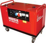 GE 7500 HSX-EAS Mosa Stromerzeuger