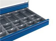 Unterteilungsmaterial H75xB650xT650mm