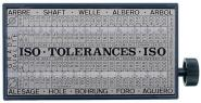 ISO-Toleranzschlüssel Tolerator B.60xT.30xH.110mm