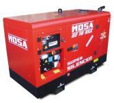 GE 10 YSX Mosa Stromerzeuger
