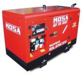 GE 15 YSX Mosa Stromerzeuger