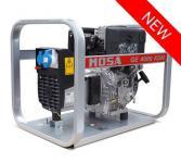 GE 4000 KDM Mosa Stromerzeuger
