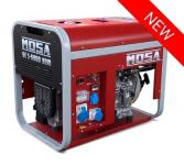 GE S-6000 YDM E-Start Mosa Stromerzeuger