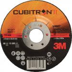 Schruppscheibe Cubitron II D.180x7x22,23mm K.36