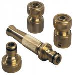 Wasserschlaucharmaturen Set 3/4Zoll Hahnanschluss